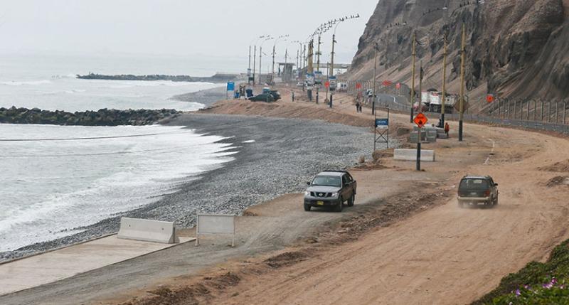 La Costa Verde - Foto de El Comercio